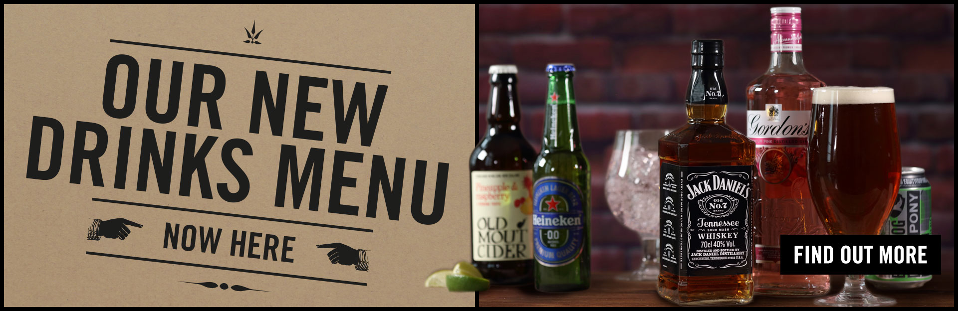 New Drinks Menu Coming Soon at The Daylight Inn