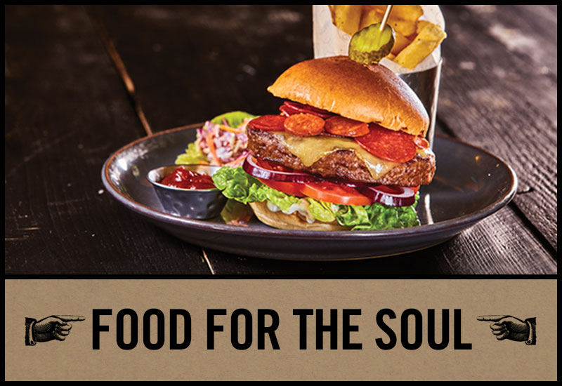 Food for the soul at The Daylight Inn