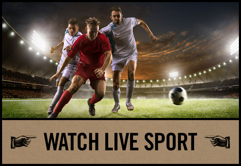 Live Sport at The Daylight Inn