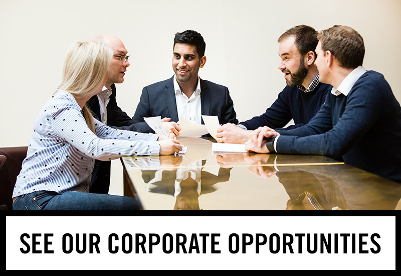 Corporate opportunities at The Daylight Inn
