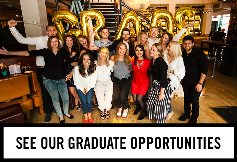 Graduate opportunities at The Daylight Inn